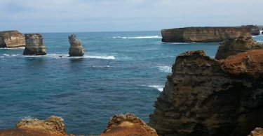 Great Ocean Road in Australien mit dem Work & Travel Programm entdecken!